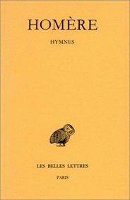 Hymnes (Collection Des Universites De France) (French Edition)