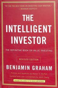 Intelligent Investor - Definitive Book On Value Investing