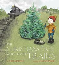 The Christmas Tree Who Loved Trains,