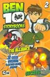 Alliance + Secrets : Ben 10 Story Books 2