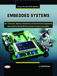 Embedded Systems For 6 Sem Diploma In Electronics & Communication Engineering For Be Btech