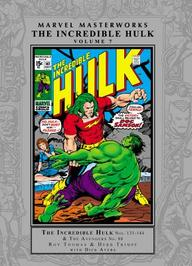 Marvel Masterworks: The Incredible Hulk - Volume 7