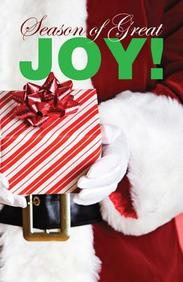 Season of Great Joy! : 25- Pack Tracts