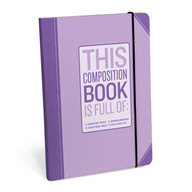 Knock Knock Important Topics Composition Notebook