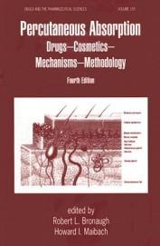 Percutaneous Absorption Drugs Cosmetics Mechanisms Methodology