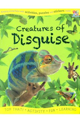 Creatures  Of  Disguise
