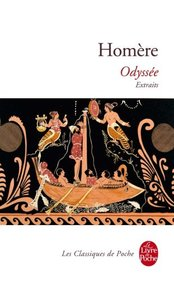 Odyssee - Extraits (Ldp Classiques) (French Edition)
