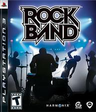 Rock Band for Playstation 3