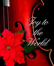 Joy To the World Christmas Music Bulletin 2012, Large (Package of 50)