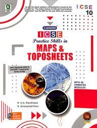 Candid Practice Skills In Maps & Toposheets Class 10 : Icse