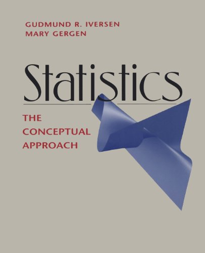 Buy Statistics: The Conceptual Approach (Springer