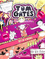 Tom Gates Box Set 10 To 13