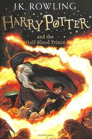 Harry Potter & The Half Blood Prince - Pb