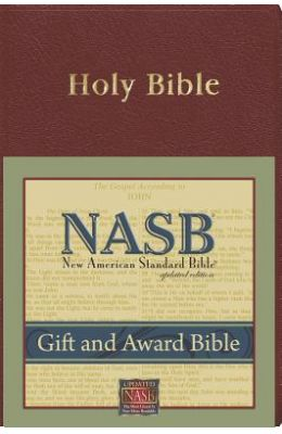 Gift & Award Bible- Nasb