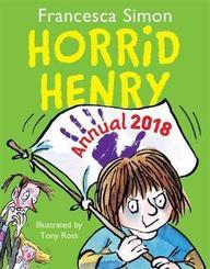 Horrid Henrys Annual 2018