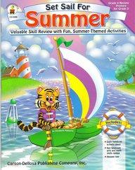 Set Sail For Summer: Grade 4