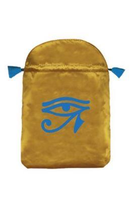 Horus Eye Satin Bag