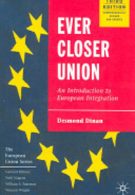 Ever Closer Union: An Introduction To European Integration