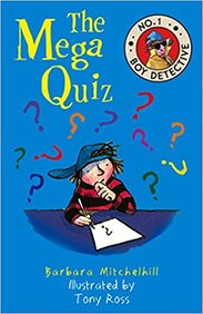 Mega Quiz :  No.1  Boy Detective