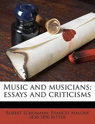 Examples Of Thesis Statements For Expository Essays Music And Musicians Essays And Criticisms Thesis Statements For Argumentative Essays also Essay Thesis Example Buy Music And Musicians Essays And Criticisms Book  Robert  Literary Essay Thesis Examples