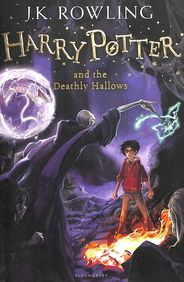 Harry Potter & The Deathly Hallows - Pb