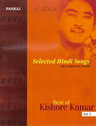 Selected Hindi Songs With Notations & Chords Best Of Kishore Kumar Vol 1