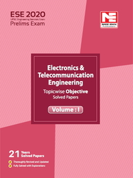 Ese 2020 : Preliminary Exam : Electronics & Telecommunication Engineering Objective Paper Volume 02