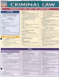 Criminal Law Reference Guide