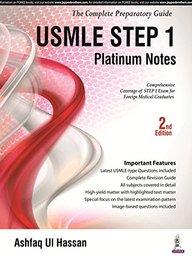 Platinum Notes Usmle Step 1