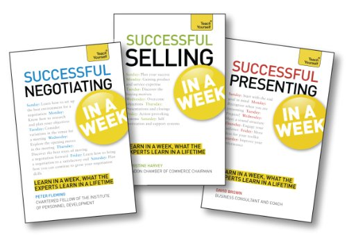 Tys to Be Brilliant at Selling Pack (Teach Yourself in a Week)