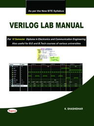 Verilog Lab Manual For 6 Sem Diploma In Electronics & Communication Engineering For Be & B Tech