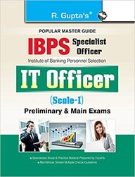 Popular Master Guide Ibps Specialist Officer It Officer Scale1 Preliminary & Main Exams  Code R912
