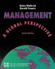 Buy Management: A Global Perspective book : Harold Koontz,Heinz