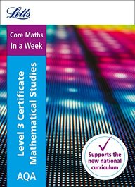 Letts In a Week - New 2014 Curriculum – Core Maths: In a Week (Letts Core Maths in a Week)