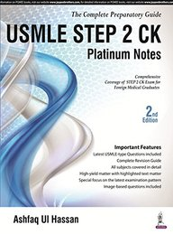 Usmle Step 2 Ck Platinum Notes