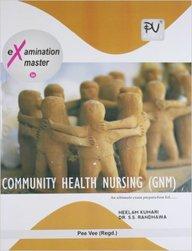 Buy Examination Master In Community Health Nursing : Gnm