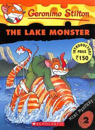 Lake Monster : Mini Mystery