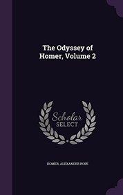 The Odyssey of Homer, Volume 2