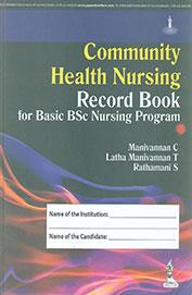 Buy Community Health Nursing Record Book For Basic Bsc