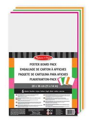Poster Board Pack
