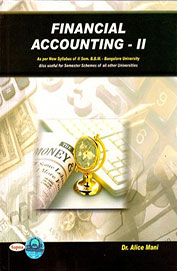 Financial Accounting 2 Bbm 2nd Sem Bu