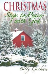 Steps to Peace with God (Christmas) : 25- Pack Tracts