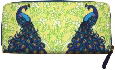 Eco Corner Elegant Peacock Wallet