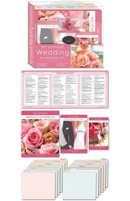 The Ultimate Wedding Planning Kit [With Planning Guides, Folders, Checklist, Carry Case]