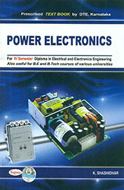 Buy Power Electronics For 4th Sem Diploma In Electrical