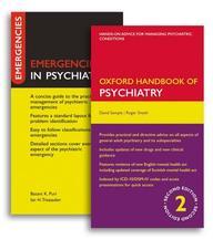 Oxford Handbook Of Psychiatry And Emergencies In Psychiatry Pack (Oxford Handbooks In Medicine)