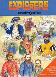 Explorers School Project Pack