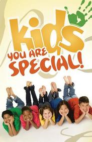 Kids, You Are Special (Redesign) : 25- Pack Tracts
