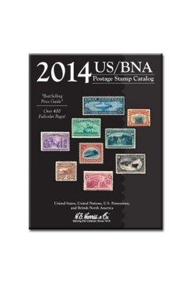 US/BNA Postage Stamp Catalog