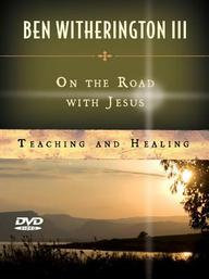 On the Road with Jesus DVD: Teaching and Healing